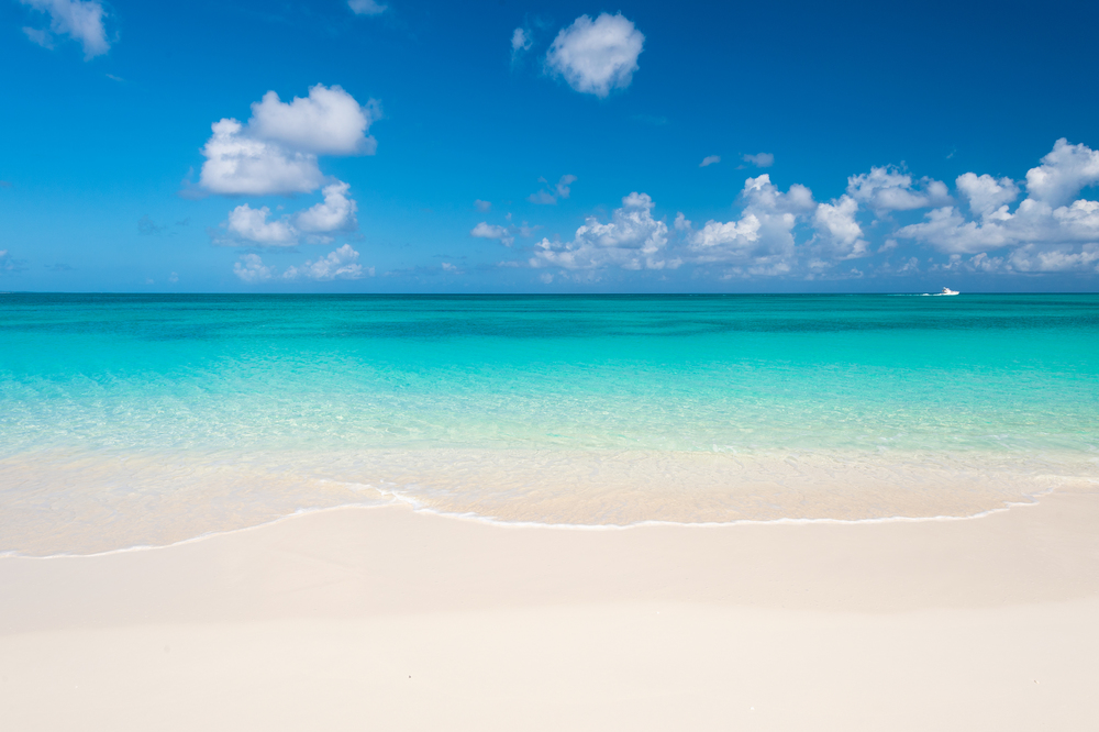 Grace Bay Beach, Providenciales, Turks and Caicos Islands