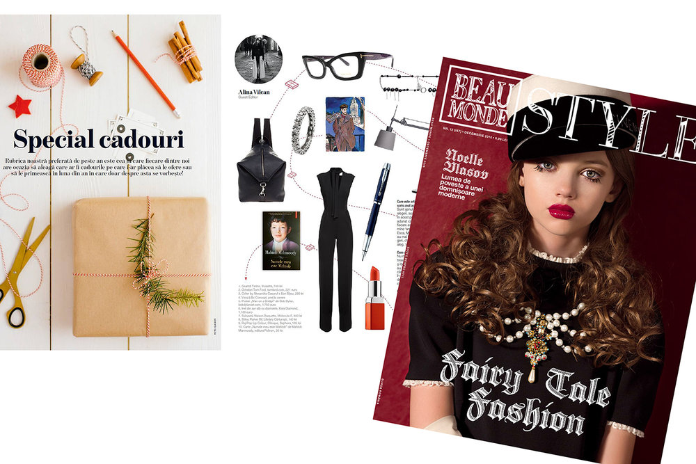 Shopping tips in Beaumonde Style Magazine: RAQUETTE Black Crepe Jumpsuit
