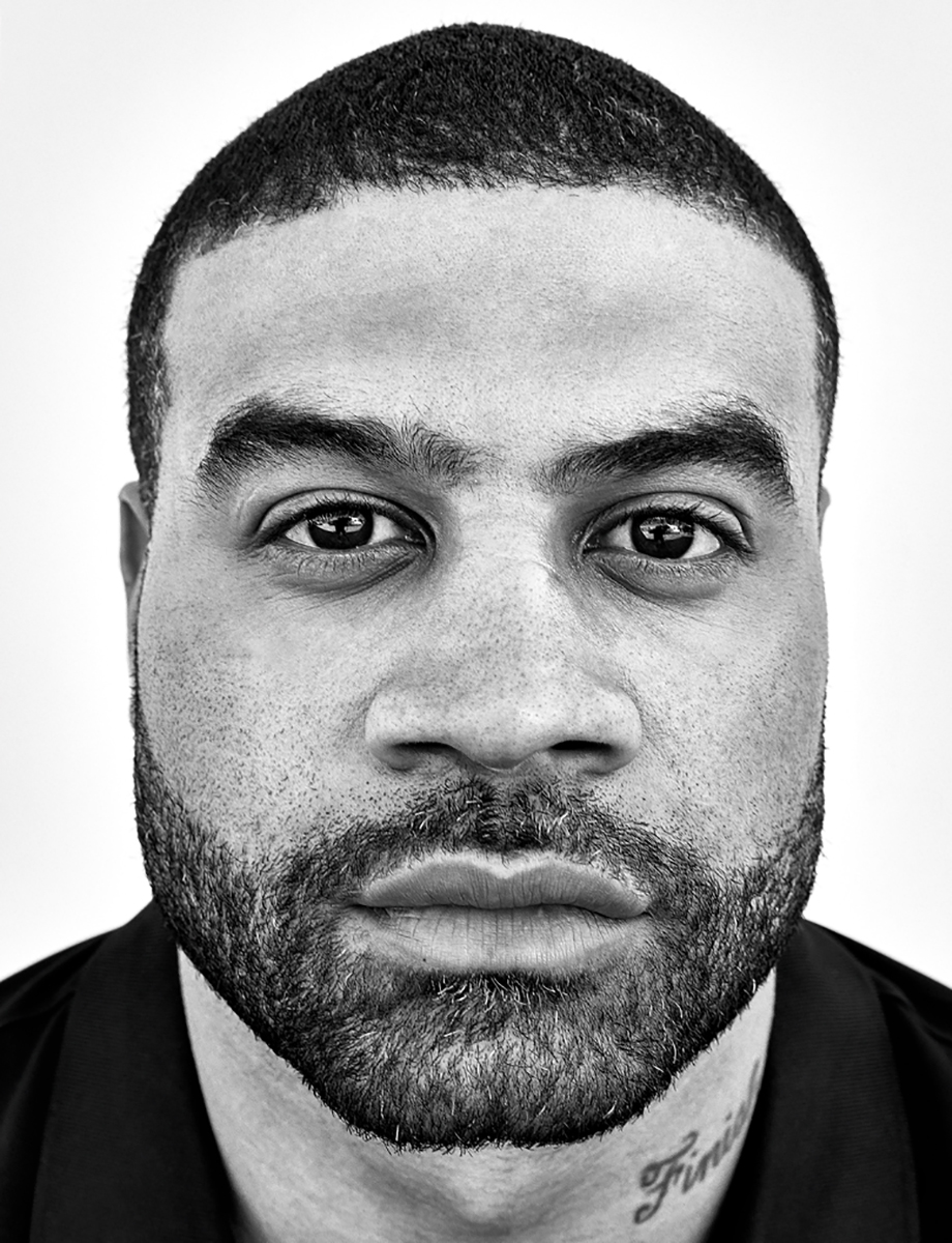 SHAWNE MERRIMAN (MR. LIGHTS OUT)