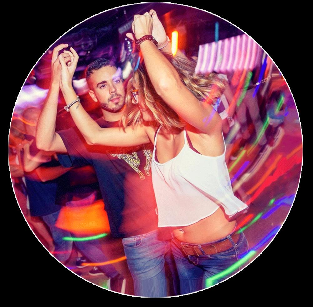 SERATE ED EVENTI - TDS E SOUNDBAR organizzano serate settimanali ed eventi con balli, musica, spettacoli e workshops per tutti i livelli. Vieni a divertirti con noi! Metti in pratica ciò che impari a lezione e conosci nuove persone.