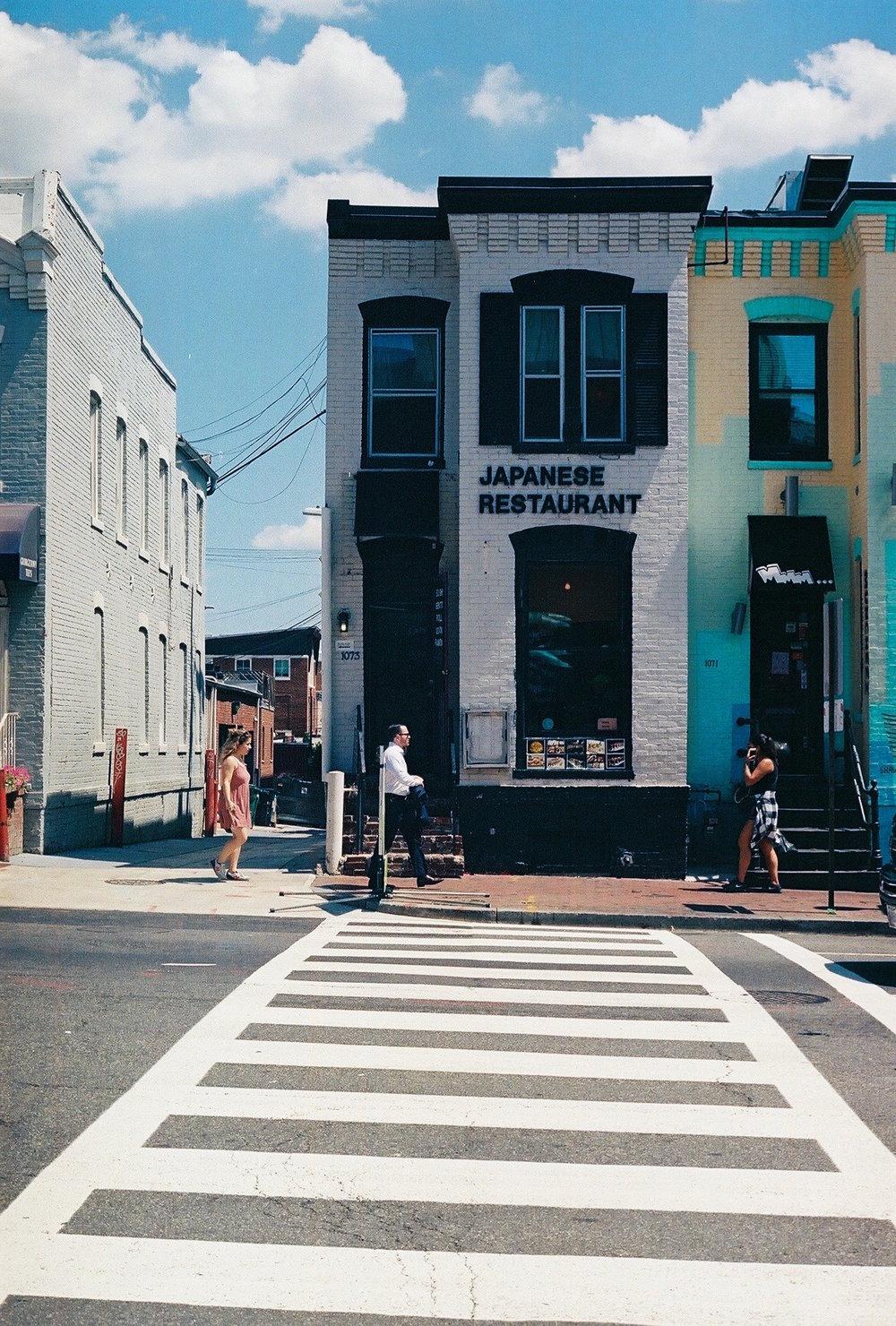 Downtown Washington DC