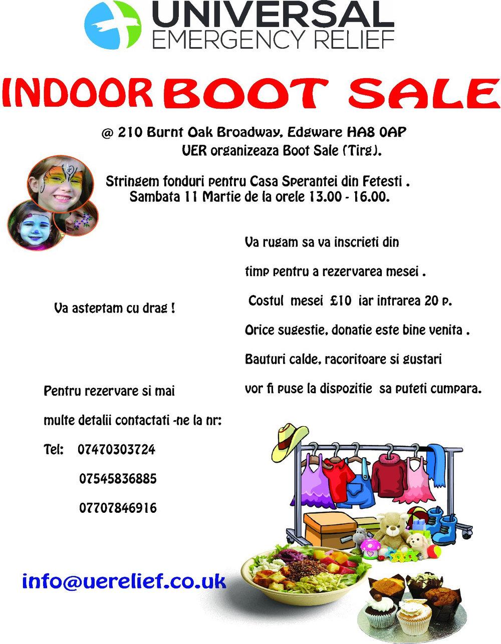 Indoor Boot Sale Romana.JPG
