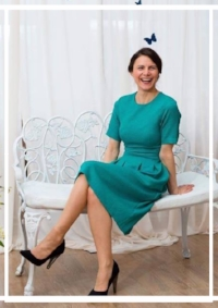 "Silvia, voluntar UER, coordonator proiect ""Seara de Lauda si Inchinare"""