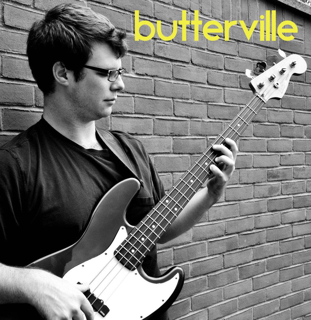 Butterville EP