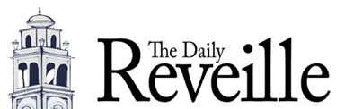 The Daily Reveille Logo