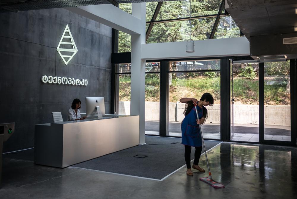 Startup: GITA Tech Park