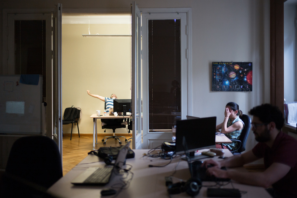 Startup: Omedia.ge