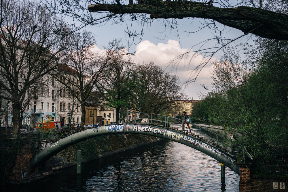Looking for a date spot between Neukölln and Kreuzberg.