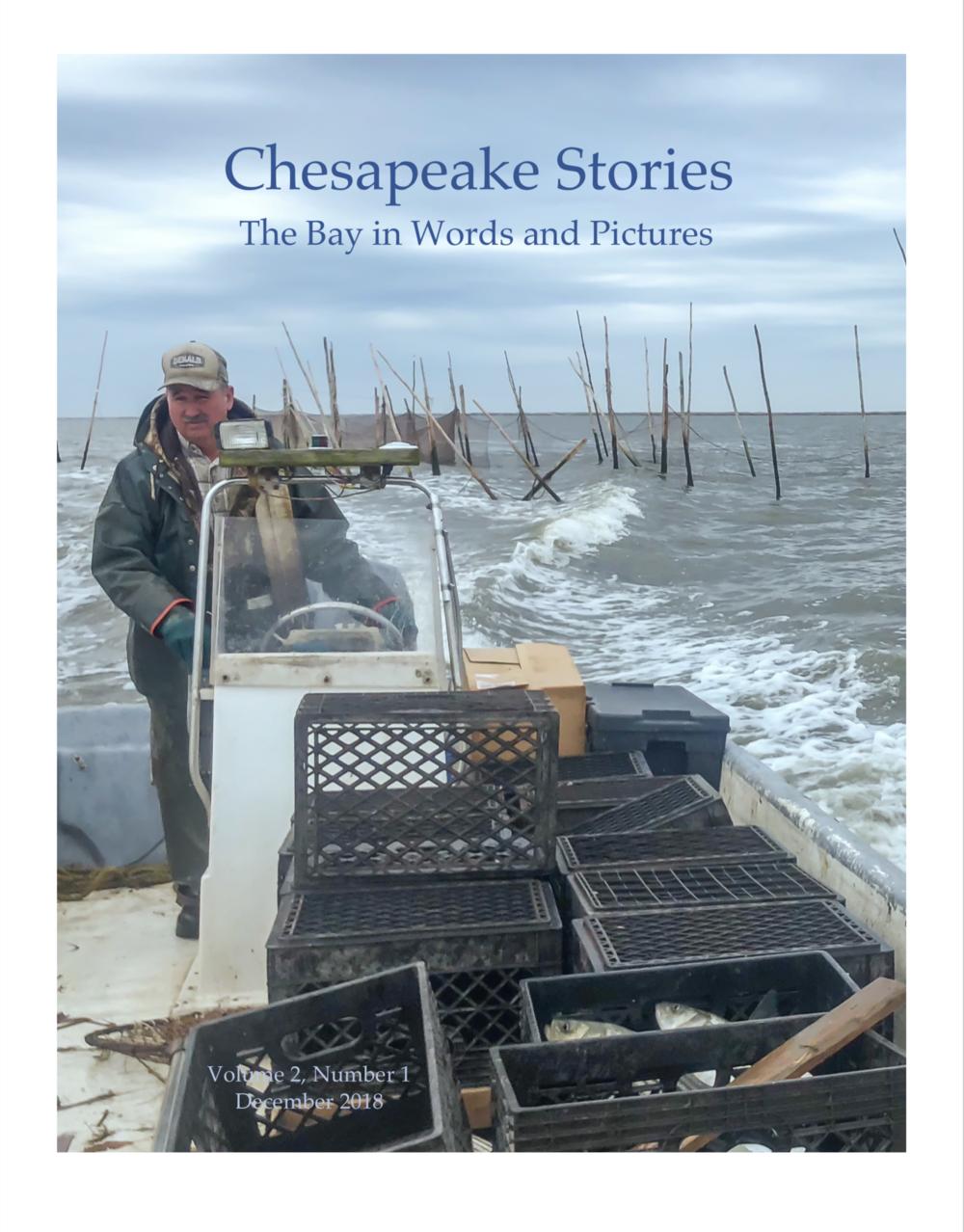 Chesapeake Stories   (Photo: Samantha Pope)