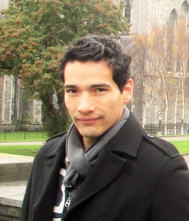 Edgar Franco Vivanco, Stanford