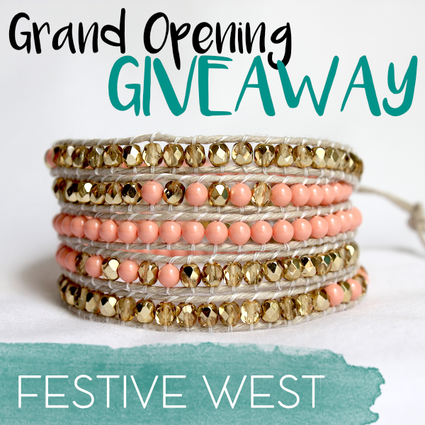 Festive West Giveaway