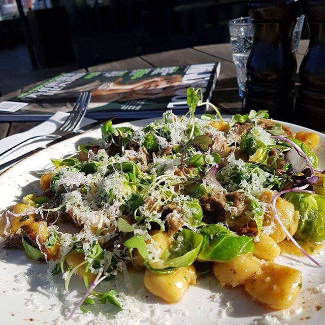 We are open for business Monday 5th June for Queens Birthday Weekend. Come down and try our Agria gnocchi with braised lamb, gremolata and Parmesan, available from 3pm 😍😍😍