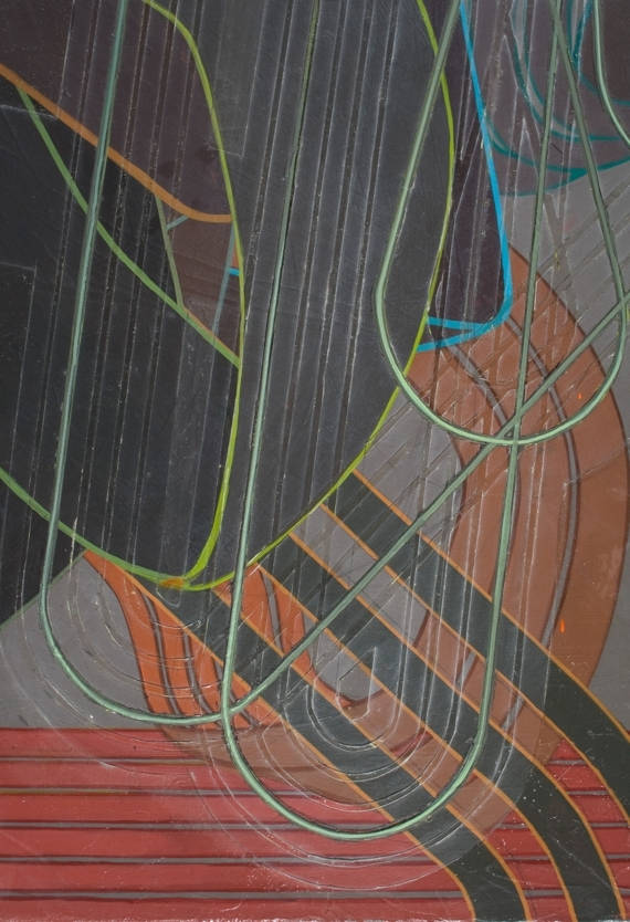 'An Exploded View' (more detail), 59 x 71, acrylic on canvas, 2010.jpg