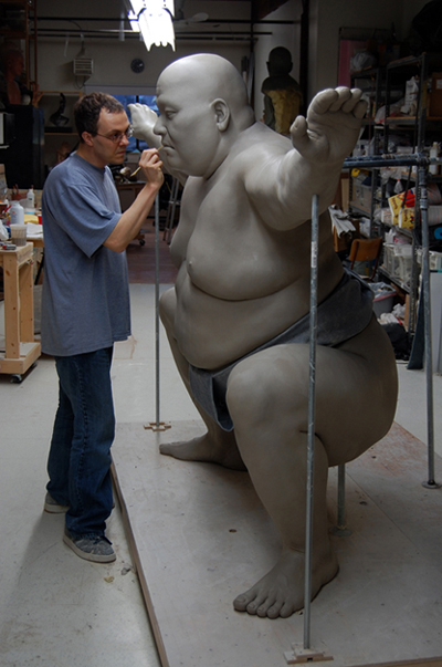 Sculpting Sumo