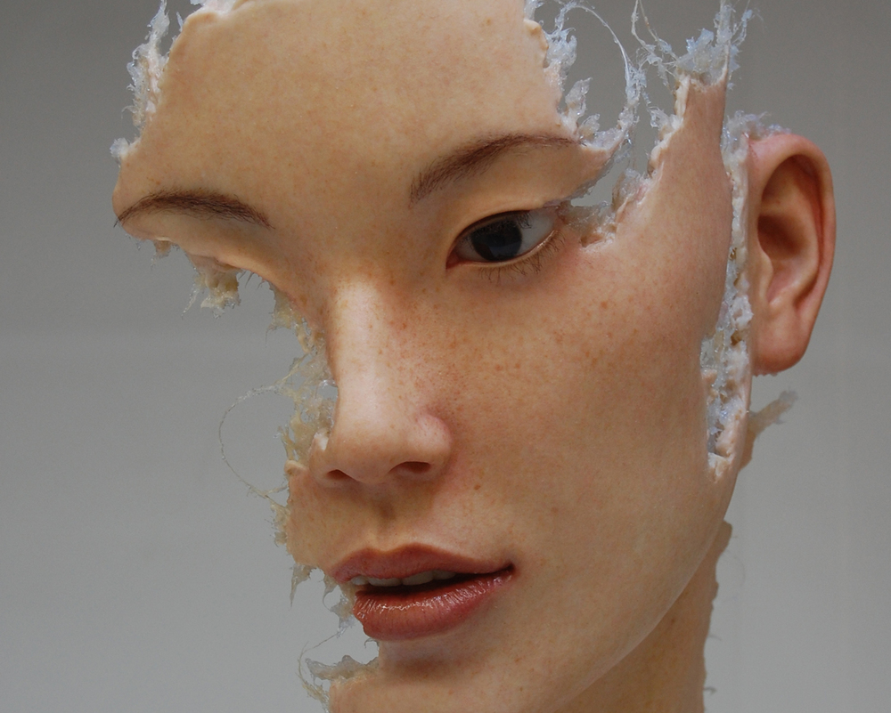 Avatar Sculpture Works Of Jamie Salmon #artpeople