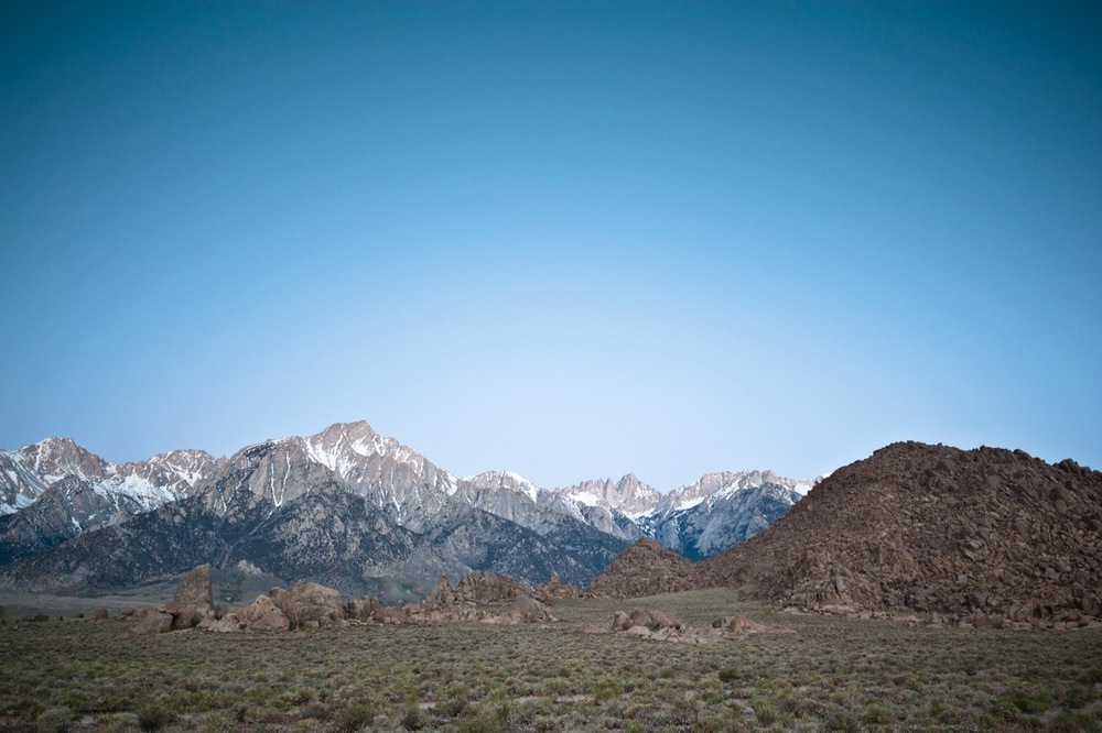 "alabama hills 7   8"" x 12"", 12"" x 18"" or 20"" x 30""  2010"