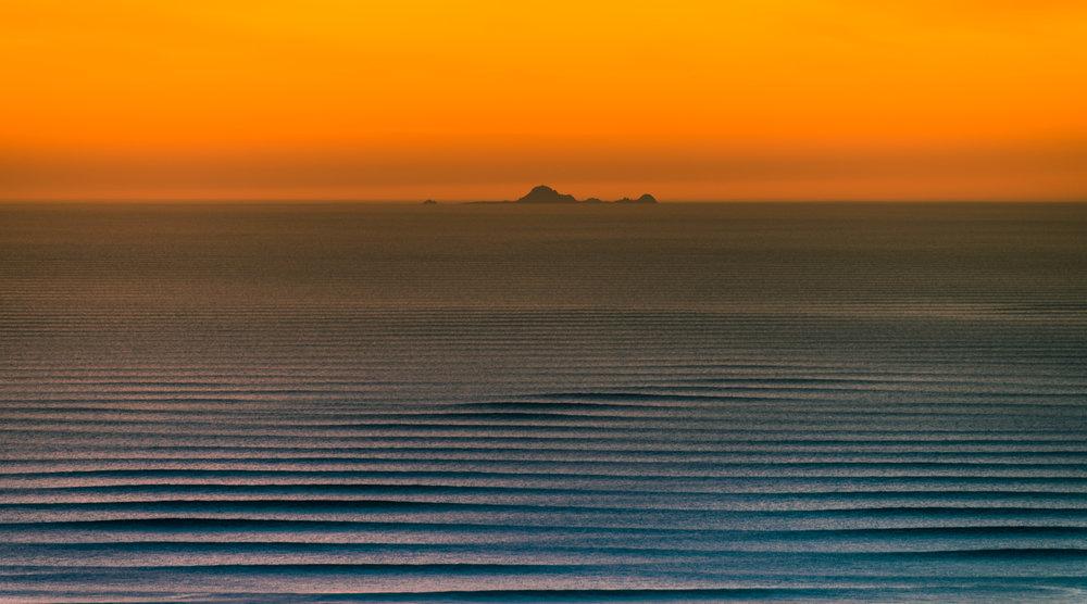 """farallone islands 6   8"""" x 12"""",12"""" x 18"""" or 20"""" x 30""""  2013"""