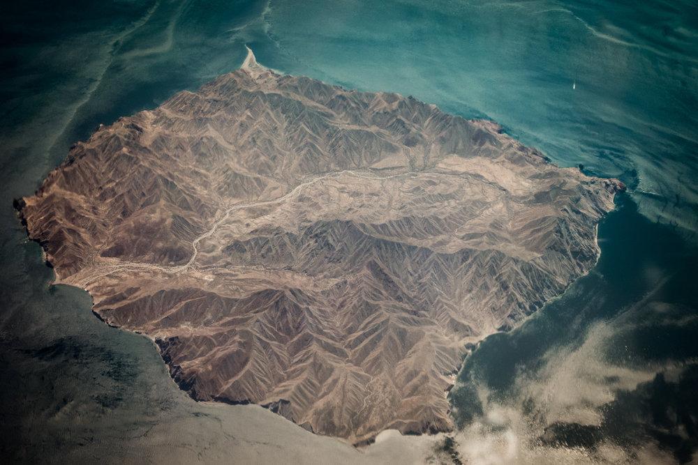 "baja california 5   8"" x 12"",12"" x 18"" or 20"" x 30""  2017"