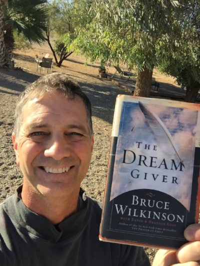 The Dream Giver - Bruce Wilinson