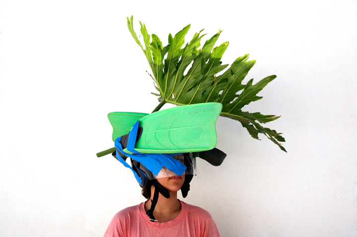 Helmet Sculpture #3