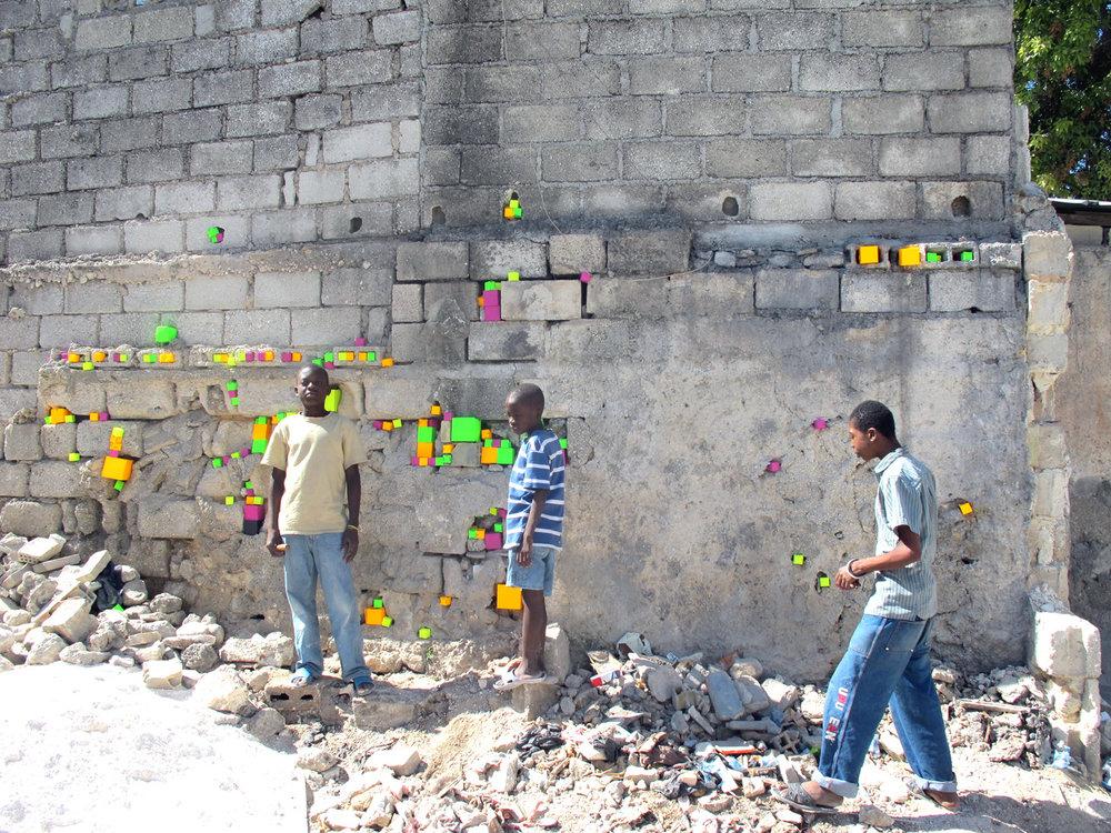 Haitian Wall