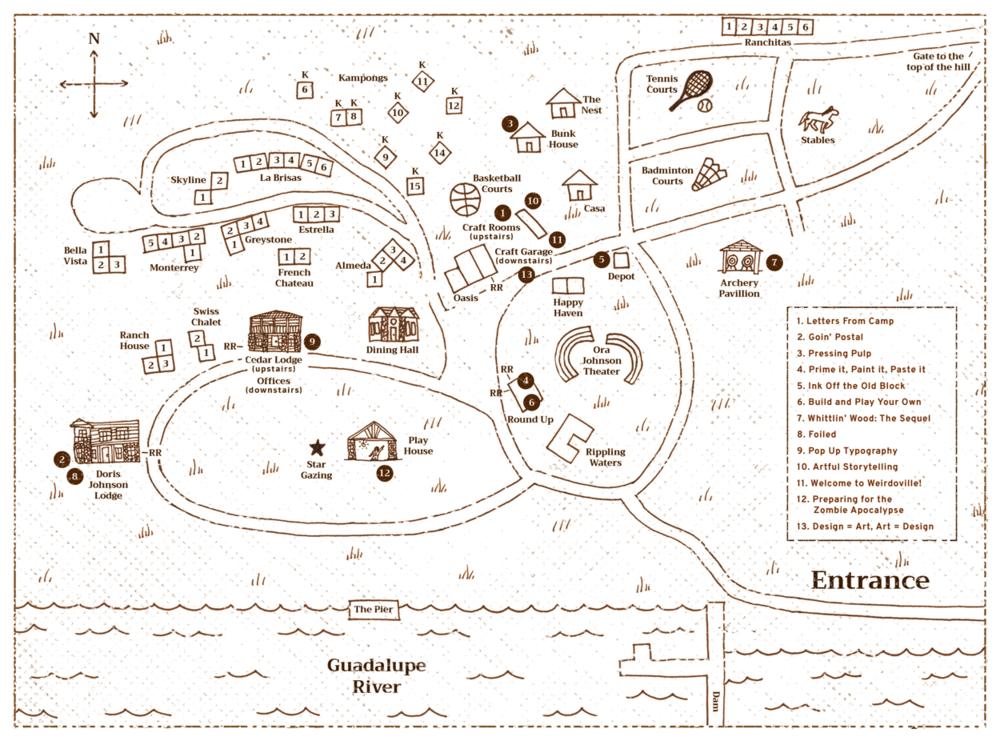 MAP |  COLTON BRANSCUM
