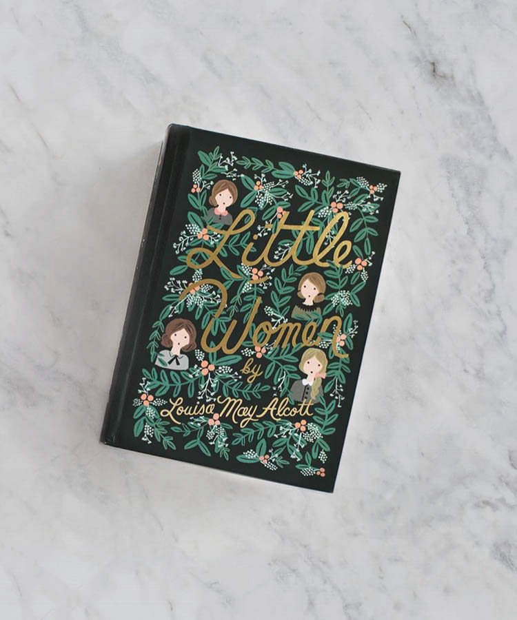 December 2018   Little Women, written by Louise May Alcott