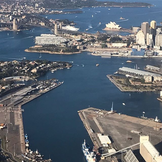 Ah, Sydney, it's been too long ❤️😘 Lotsa people here wearing funny shirts 🤔grand final apparently 😉#aerial #aerialphotography #sydney #sydneyharbour #sydneyoperahouse #sydneyharbourbridge #welltravelled #tasteintravel #wonderful_places #ilovetravel #instatravel #exploringtheglobe #beautifuldestinations #writer #traveldeeper #passionpassport #writersofinstagram #writerslife #author #authorsofinstagram #break #holiday #beautyiseverywhere #ipreview @preview.app