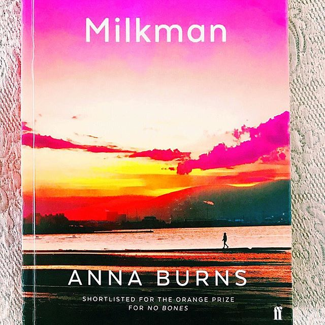 The #book I #amreading just won the #booker 💥⭐️ #Milkman congrats 👏 #annaburns #bookerprize #tbr I better get back to #editing 🤔#books #bookworm #booklover #bookstagram #bookstagrammer #reading #bibliophile #flatlay #currentlyreading #booklove #igreads #bookofthemonth #author #authorsofinstagram #ipreview @preview.app