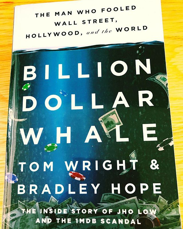 Those who 'enjoyed' 😉🤔#FyreFestivalNetflix I recommend #BillionDollarWhale 2019 = the year of the international #kleptocracy court case. This has #merchantbanks Prime Ministers & A-list' celebrities who should have known better 🐓🏡to roost - Picassos, a glass piano & missing billions: scandal of #1MDB reaches court follow link: https://www.theguardian.com/world/2019/feb/11/1mdb-scandal-court-najib-razak-malaysia-picassos-glass-piano-missing-billions #books #bookworm #booklover #tbr #bookstagram #bookstagrammer #reading #bibliophile #currentlyreading #booklove #igreads #author #authorsofinstagram #authorscommunity #writerscommunity #writersofinstagram #bookofthemonth #ipreview via @preview.app