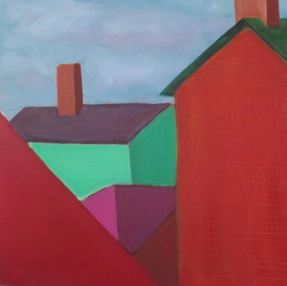 Marcy Street - Oil on Canvas24 x 30Now residing in Connecticut