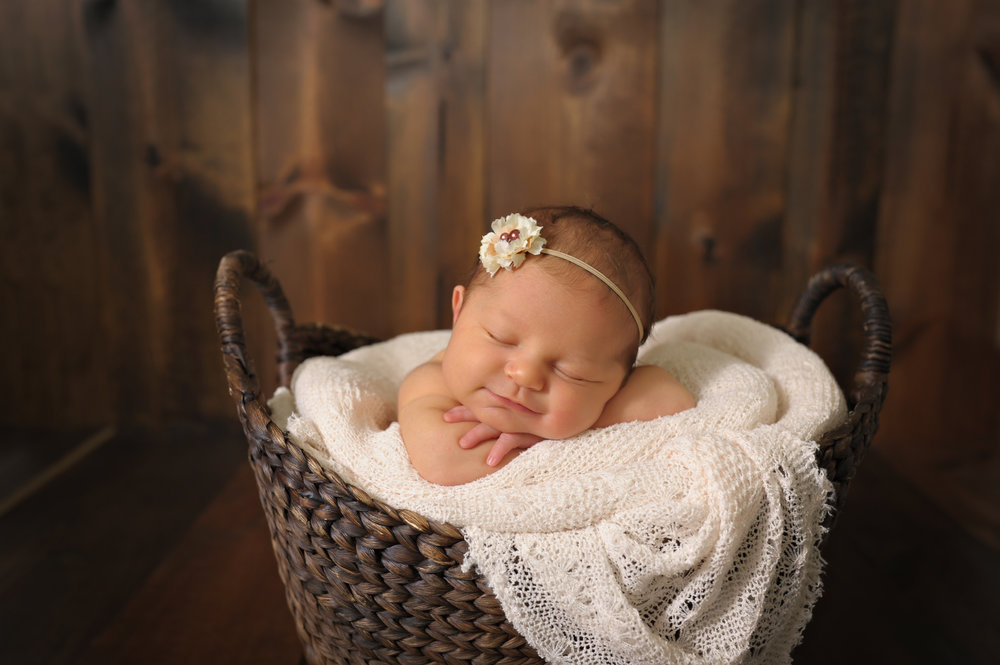 Professional newborn baby and family photos culpeper va