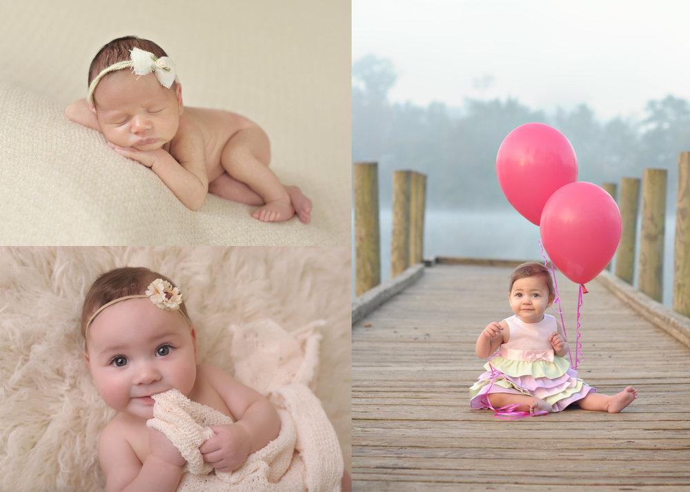 Cindy White Photography | Newborn Baby Photographer  in Culpeper VA