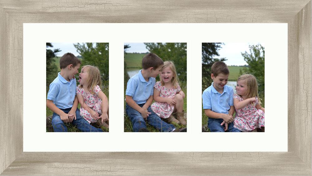 cwp framed print collages