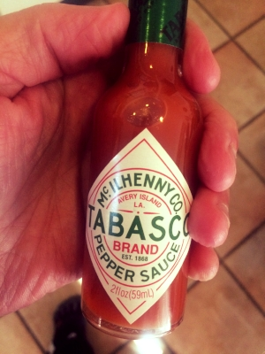 How to make tabasco hot sauce from scratch