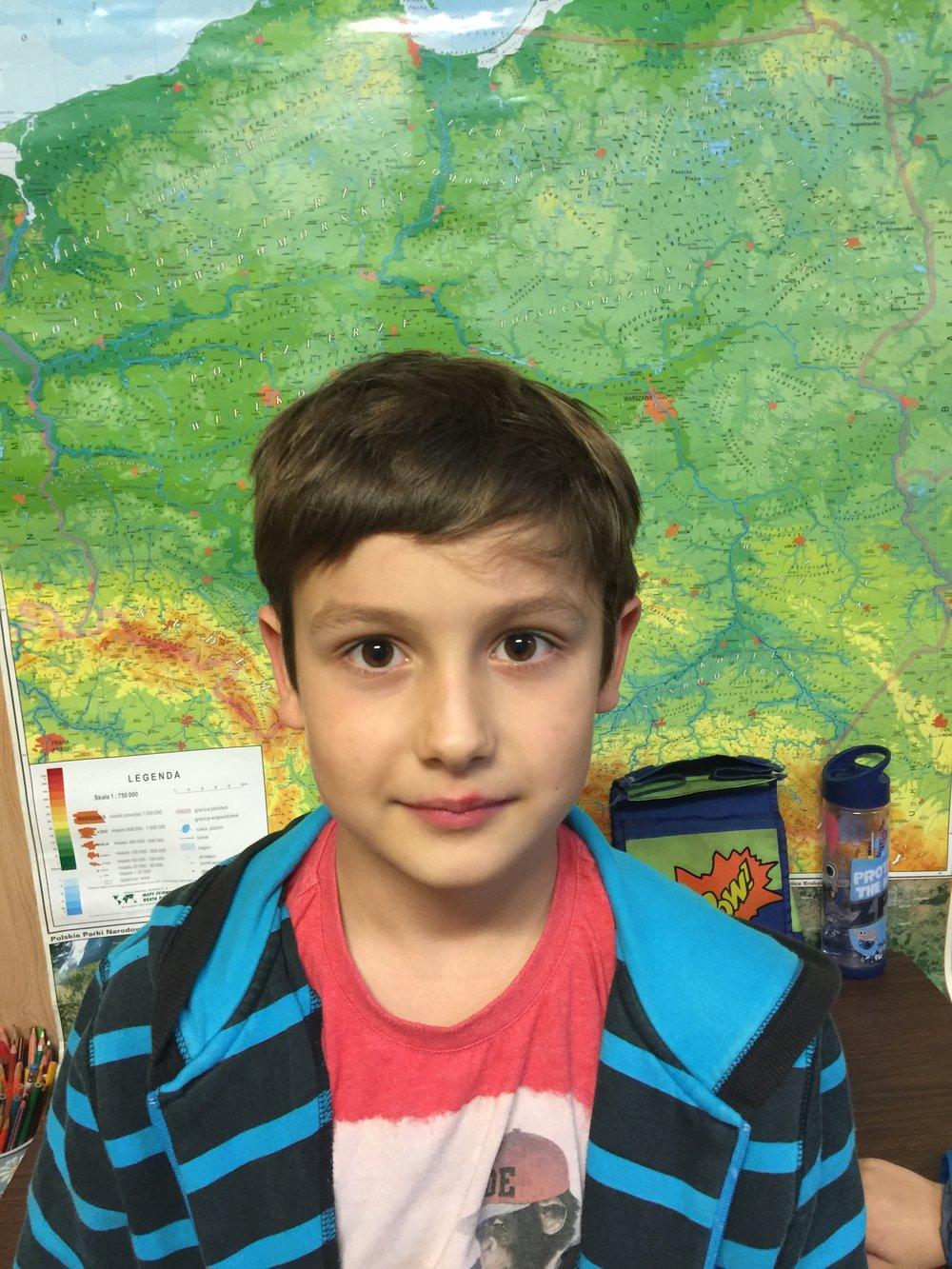 Klasa 4 - Filip Biernacki
