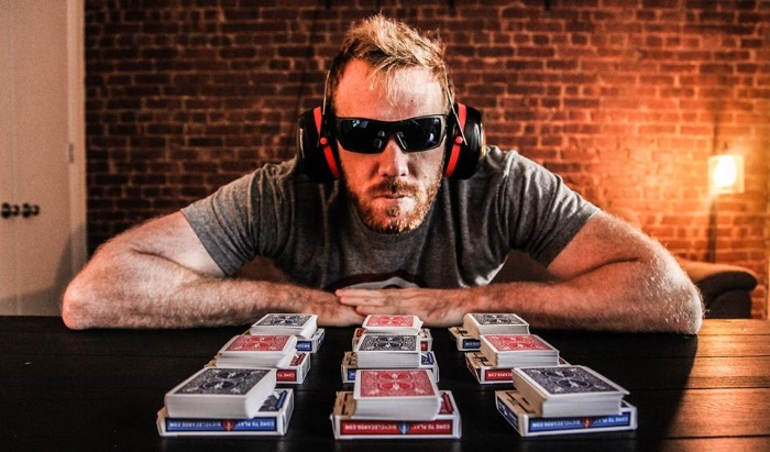 "This is four-time USA memory champion Nelson Dellis trying to make memory training look cool. His ""random memory tips"" on Youtube are all fun and worth watching."