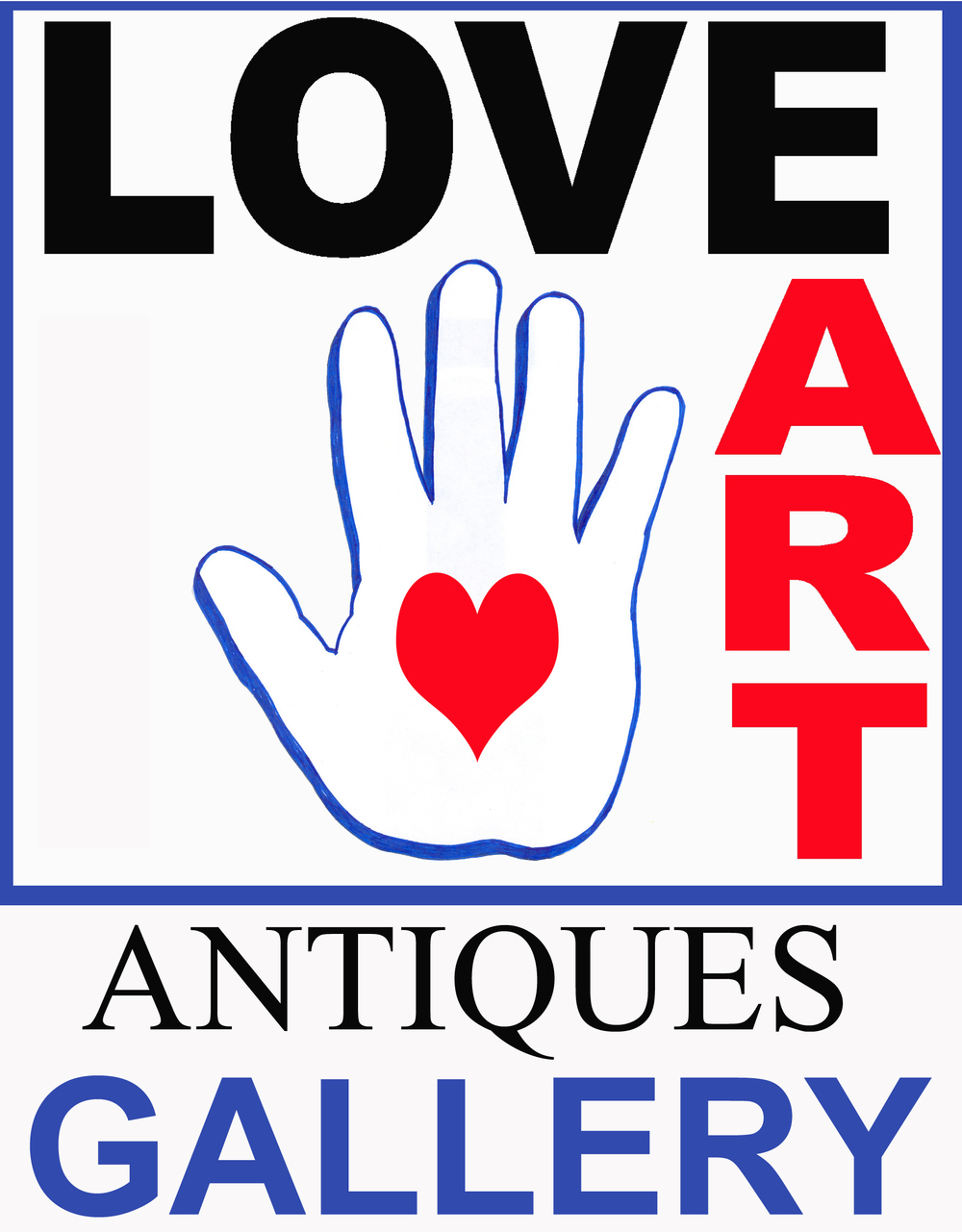 love art & antiques gallery