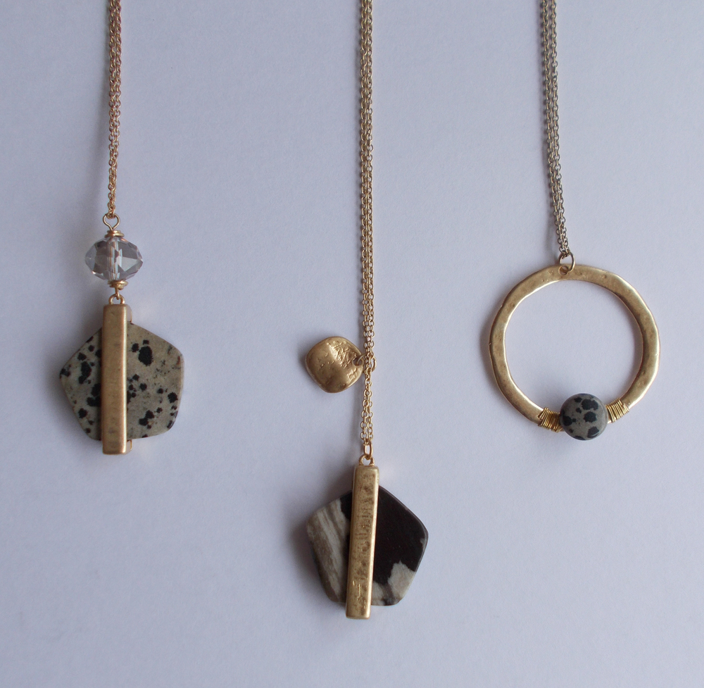 NECKLACES BY CANVAS