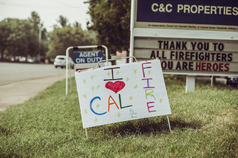 Carr Fire Redding California Shasta County Community Support-2.JPG