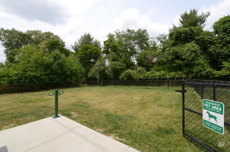 Dog park/pet area at  Kent Farm , one of Taymil's properties in East Providence, RI