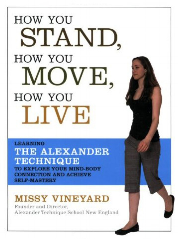 missy vineyard how you stand how you move how you live