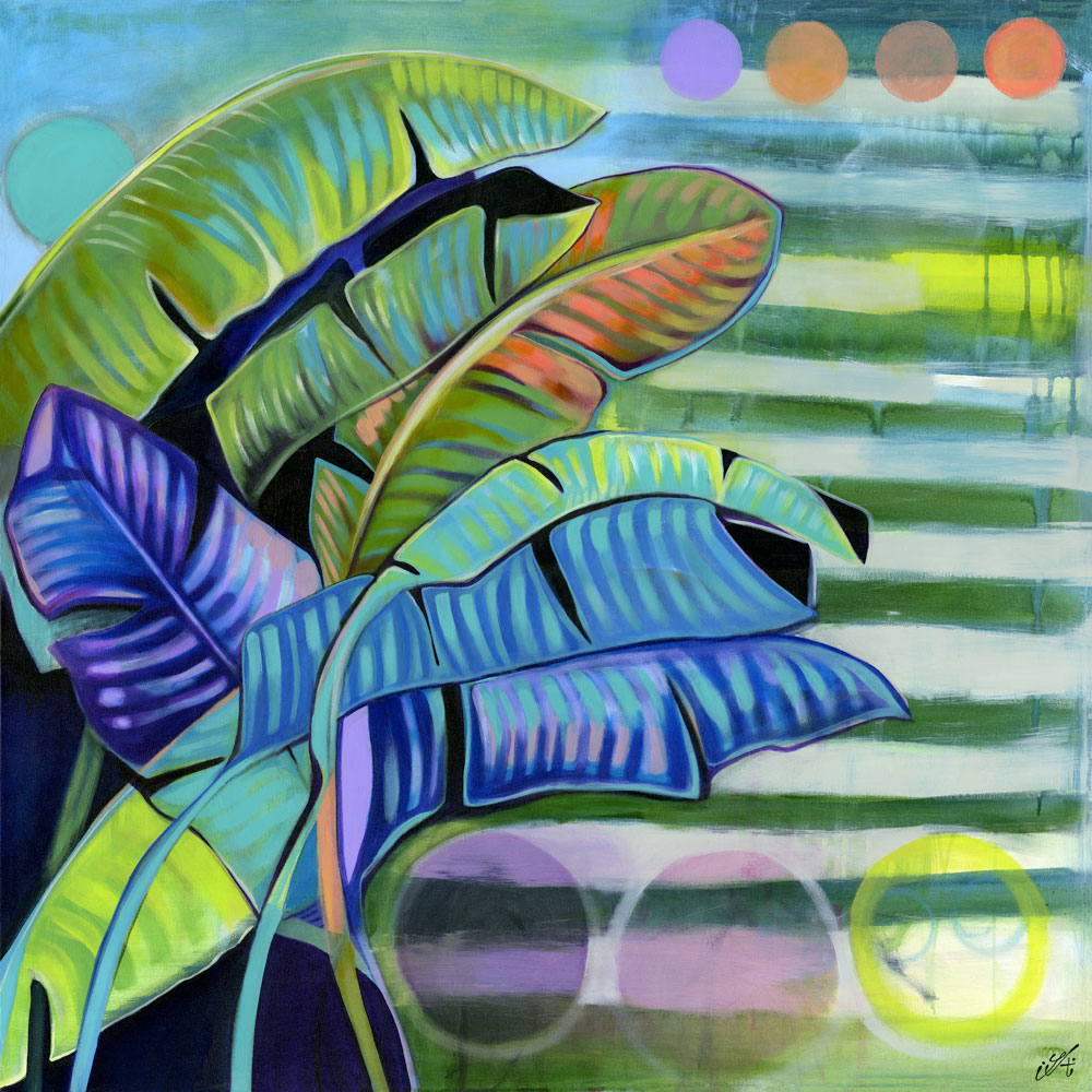 plants in paradisE, TAMARA ARMSTRONG