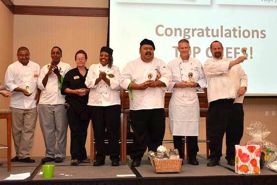 2014 Top Chefs