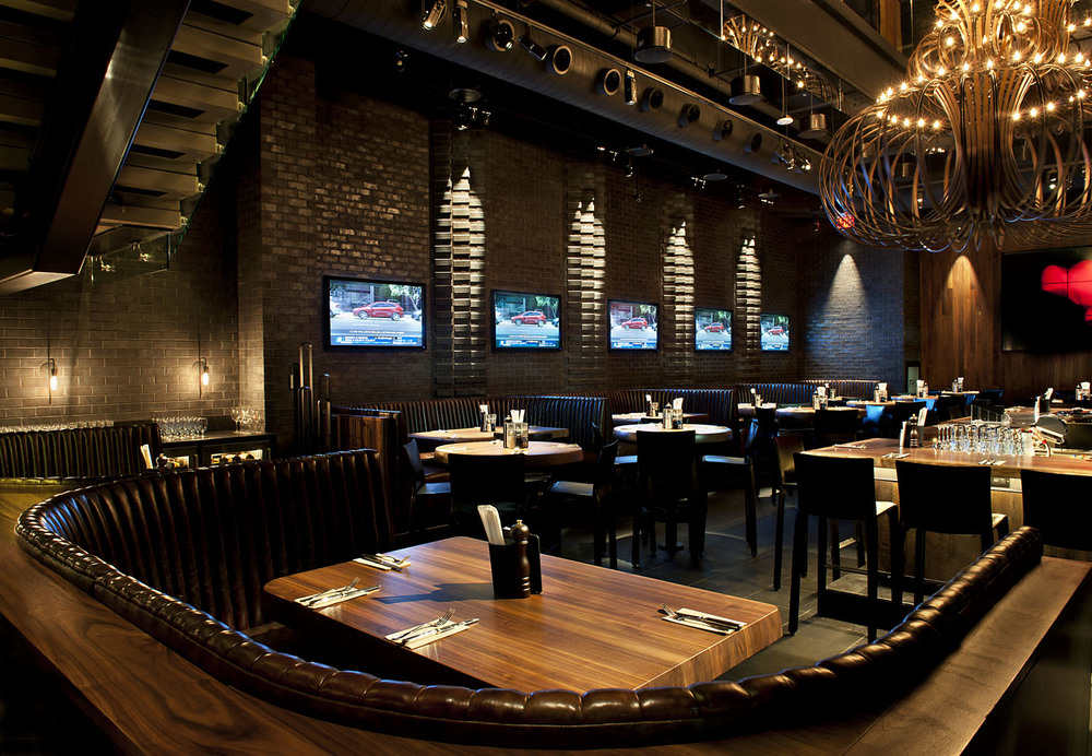 Restaurants — stanford downey architects toronto ontario