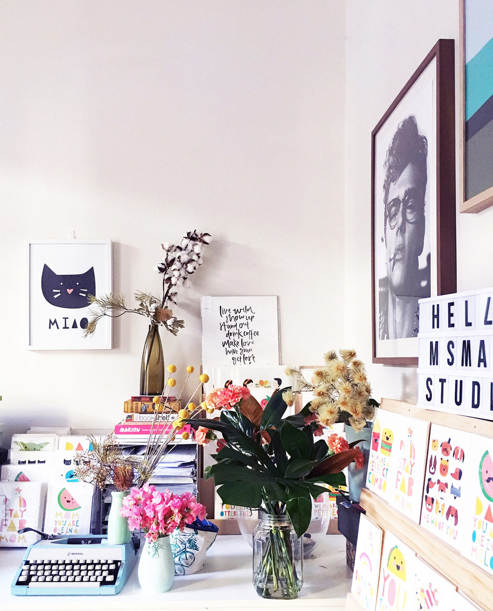 My Hello Miss May Studio in Surry Hills. Photo Credit : May Leong