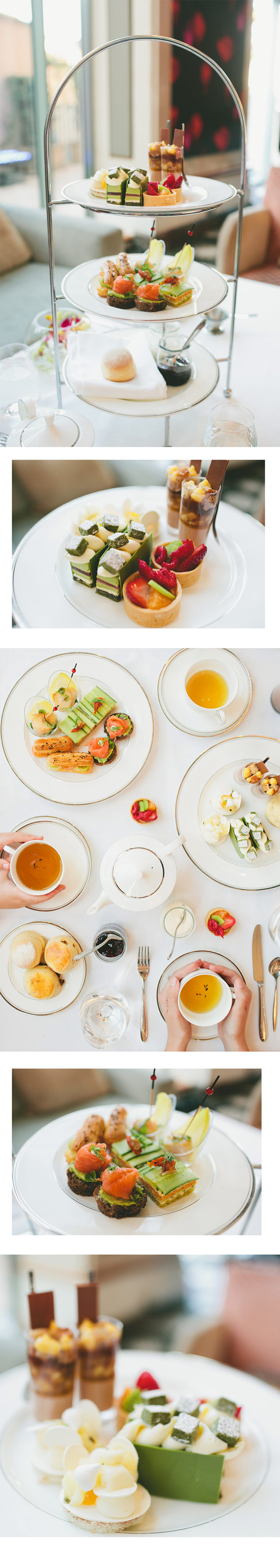 High Tea at Shangri-La Sydney. Photo Credit : May Leong + Priscilla Barbosa