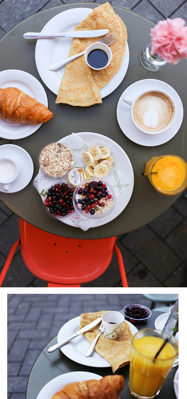 Our Cafe STOCK breakkie. Images by May Leong.