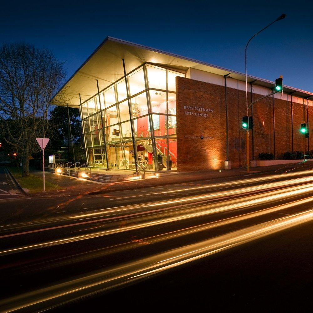 Raye Freedman Arts Centre -