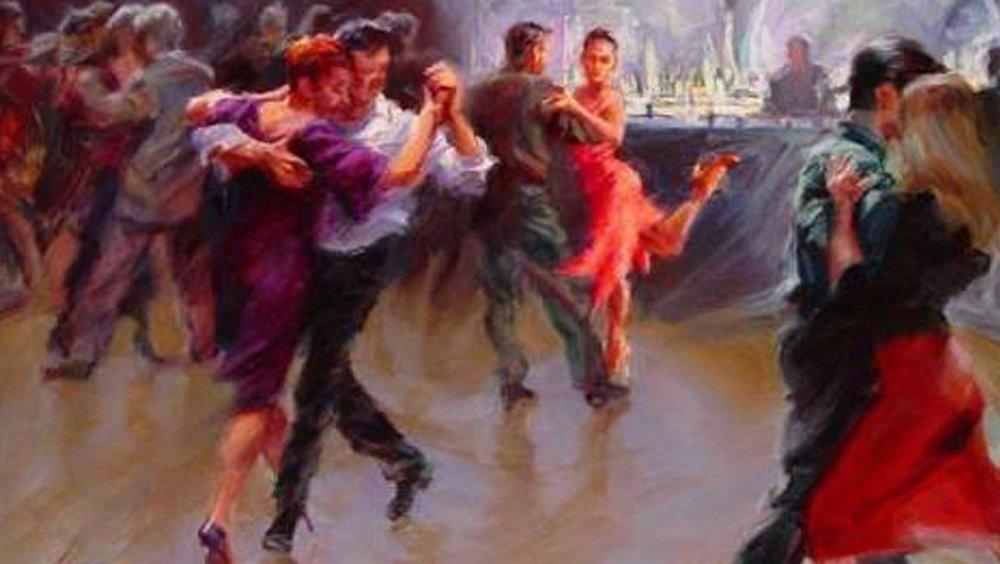 """Tango Project """"Milonga De Cuatro"""""""